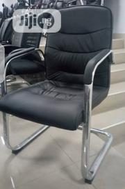 Leather Visitors Chair | Furniture for sale in Lagos State, Lagos Island