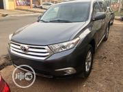 Toyota Highlander 2012 SE Gray | Cars for sale in Oyo State, Ibadan