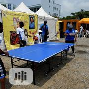 Brand New Outdoor Aluminium Table Tennis Board | Sports Equipment for sale in Bayelsa State, Yenagoa