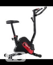 Indoor Cycle Exercise Stationary Bike With LCD Monitor | Sports Equipment for sale in Lagos State, Ikeja