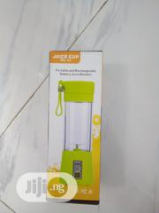 Six Blades Portable And Rechargable Battery Juice Blender | Kitchen Appliances for sale in Lagos State, Isolo