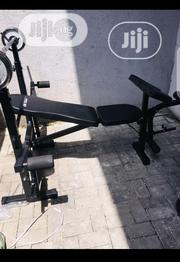 Semi Commercial Weight Bench | Sports Equipment for sale in Lagos State, Ikoyi