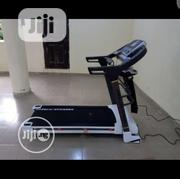 2.5hp Treadmill With Massager Music and Incline | Sports Equipment for sale in Lagos State, Victoria Island