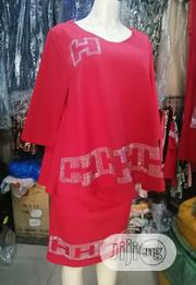 Red Skirt And Blouse For Mama's | Clothing for sale in Lagos State, Mushin