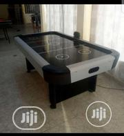 Air Hockey Table With Accessories   Sports Equipment for sale in Lagos State, Ikoyi