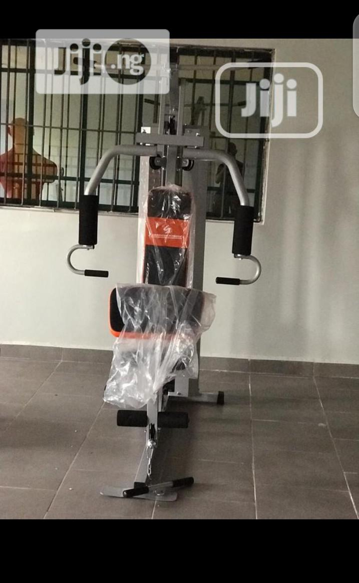 Archive: Commercial One Station Gym