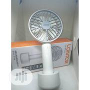 Rechargeable Mini Hand Fan | Home Accessories for sale in Lagos State, Shomolu