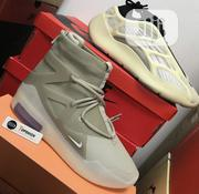 Fear of God and Yeezy Available as Seen Swipe to Pick Your Preferred | Shoes for sale in Lagos State, Lagos Island