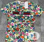 Gucci Unisex Round Neck T-Shirt | Clothing for sale in Lagos State, Surulere