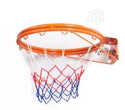 Iron Olympic Basketball Rim & Net | Sports Equipment for sale in Lagos State, Surulere