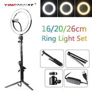 Photography LED 26cm Ringlight | Accessories & Supplies for Electronics for sale in Abuja (FCT) State, Gwarinpa