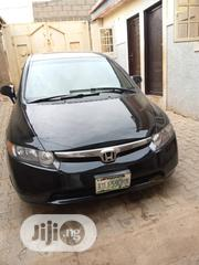 Honda Civic 2008 1.8 DX Automatic Black | Cars for sale in Kaduna State, Kaduna