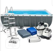 Intex Ultra XTR Rectangular Swimming Pool Set 24ft X 12ft X 52 In | Sports Equipment for sale in Lagos State, Ojo