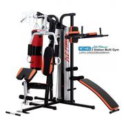 Brand New Lite Fitness 3 Station Multi Qym | Sports Equipment for sale in Lagos State, Victoria Island