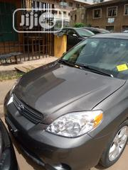 Toyota Matrix 2007 Hatchback 1.8 16V AWD Gray | Cars for sale in Oyo State, Oluyole