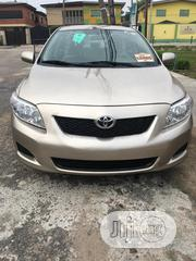 Toyota Corolla 2009 1.8 Advanced Gold | Cars for sale in Lagos State, Gbagada