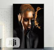 Artwork Canvas Printed With Frame   Arts & Crafts for sale in Lagos State, Lekki Phase 2