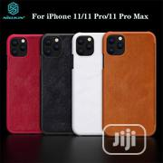 Nillkin Qin Series Leather Flip Case for Apple iPhone 11 Pro | Accessories for Mobile Phones & Tablets for sale in Lagos State, Ikeja