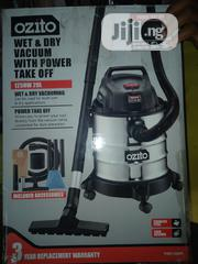 Ozito Wet and Dry Vacuum Cleaner, 20L, 1250watts, With Power Take Off.   Home Appliances for sale in Lagos State, Ojo