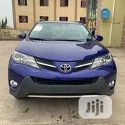 Toyota RAV4 2014 Blue | Cars for sale in Lagos State, Lekki Phase 1