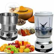 2 in 1 Nima Electric Grinder and Blender | Kitchen Appliances for sale in Lagos State, Surulere