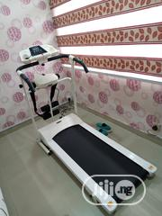 1.5hp Treadmill With Massager | Sports Equipment for sale in Lagos State, Oshodi-Isolo