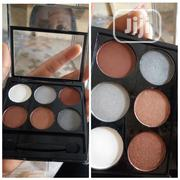 Six Color Eye Shadow Pallette | Makeup for sale in Lagos State, Ojo