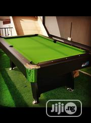 Brand New American Fitness 8ft Snooker Pool Table | Sports Equipment for sale in Bayelsa State, Yenagoa