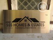 Affordable 3D And All Signage Type Makers   Manufacturing Services for sale in Lagos State, Lekki Phase 1