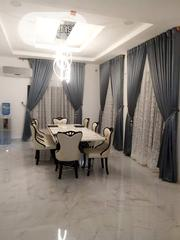 Elegant Curtain   Home Accessories for sale in Lagos State, Surulere