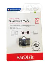 Sandisk OTG Flash 3.0 64gb(Android) | Computer Accessories  for sale in Lagos State, Ikeja