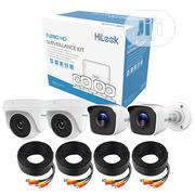 Hilook 4 Channel DIY Kit Kit Includes: 4 Channel 720P DVR 12V PSU 4 | Security & Surveillance for sale in Lagos State, Ikeja