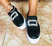 High Sole Encrusted Shoe | Shoes for sale in Imo State, Owerri