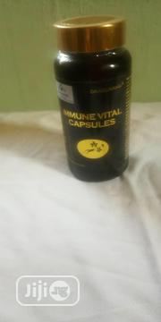 Immune Vital Capsule Build Immune Faster. | Vitamins & Supplements for sale in Lagos State, Ikeja