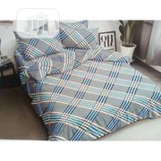 Sharp Duvet,Bedsheet With 4 Pillow Cases-6x7   Home Accessories for sale in Lagos State, Ikeja