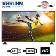 Bruhm BFP -43LEW 43-inch LED TV + Free Wall Bracket | TV & DVD Equipment for sale in Abuja (FCT) State, Wuse