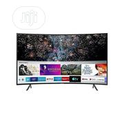 "Polystar 40"" Inch Andriod Smart Curved LED TV With Netflix 