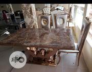 Full Dinner Set With 6 Chairs | Furniture for sale in Rivers State, Port-Harcourt