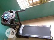 2hp Treadmill With Massage And Mp3 | Sports Equipment for sale in Lagos State, Magodo