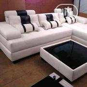 Lshape With Center Table | Furniture for sale in Lagos State, Ikeja