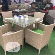 Table And Chairs For Outdoor Relaxation And Restaurants | Furniture for sale in Lagos State, Amuwo-Odofin