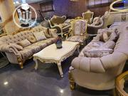 8 Seater Foreign Imported Turkey Chairs With Center Table | Furniture for sale in Lagos State, Magodo