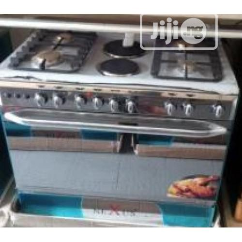 Brand Nexus 6 Burners 4 Gas 2 Hot Plates Oven And Grill 2yrs Warranty