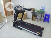 Durable 2.5hp Electric Treadmill With Massager and Inclined Etc | Sports Equipment for sale in Abuja (FCT) State, Jabi