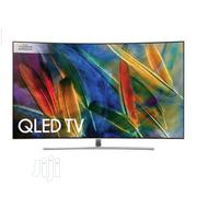 "Samsung 65"" Q8C QLED Curved 4K UHD HDR 1500 Smart Quantum Dot TV 