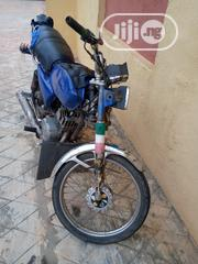 Jincheng JC 100 Y 2010 Blue | Motorcycles & Scooters for sale in Oyo State, Akinyele