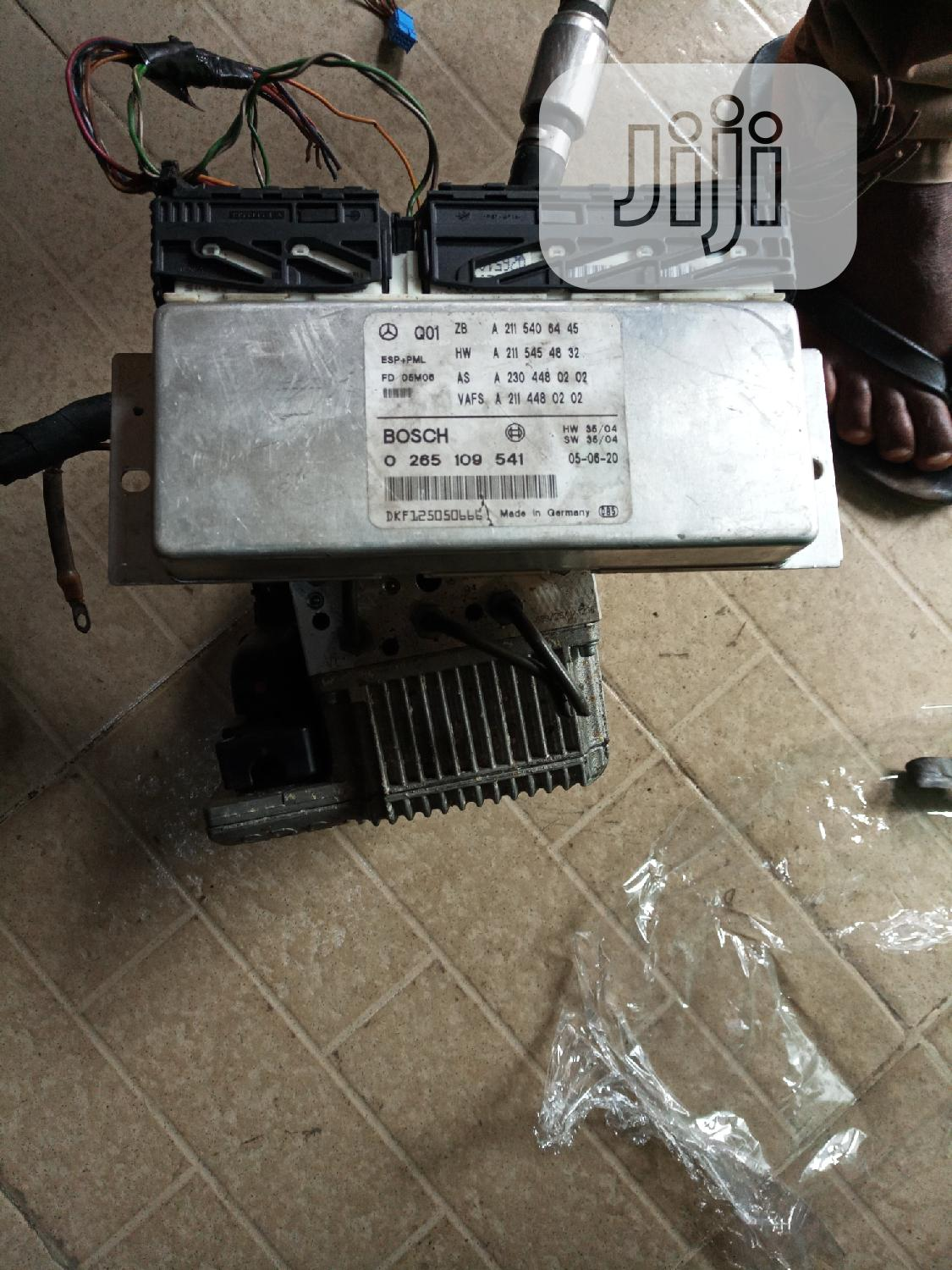 SBC For Mercedez E320   Vehicle Parts & Accessories for sale in Mushin, Lagos State, Nigeria