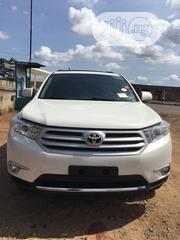 Toyota Highlander SE 2011 White | Cars for sale in Lagos State, Alimosho