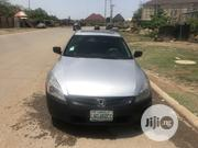 Honda Accord 2003 Automatic Silver | Cars for sale in Abuja (FCT) State, Asokoro