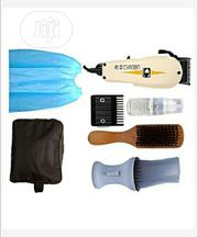 Hair Clipper With Aftershave,Bag,Brush And Cape | Tools & Accessories for sale in Lagos State, Yaba